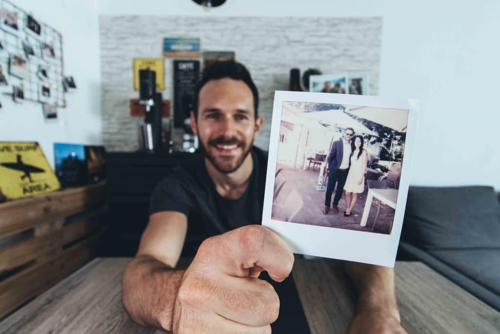 Polaroid Kamera Tipps
