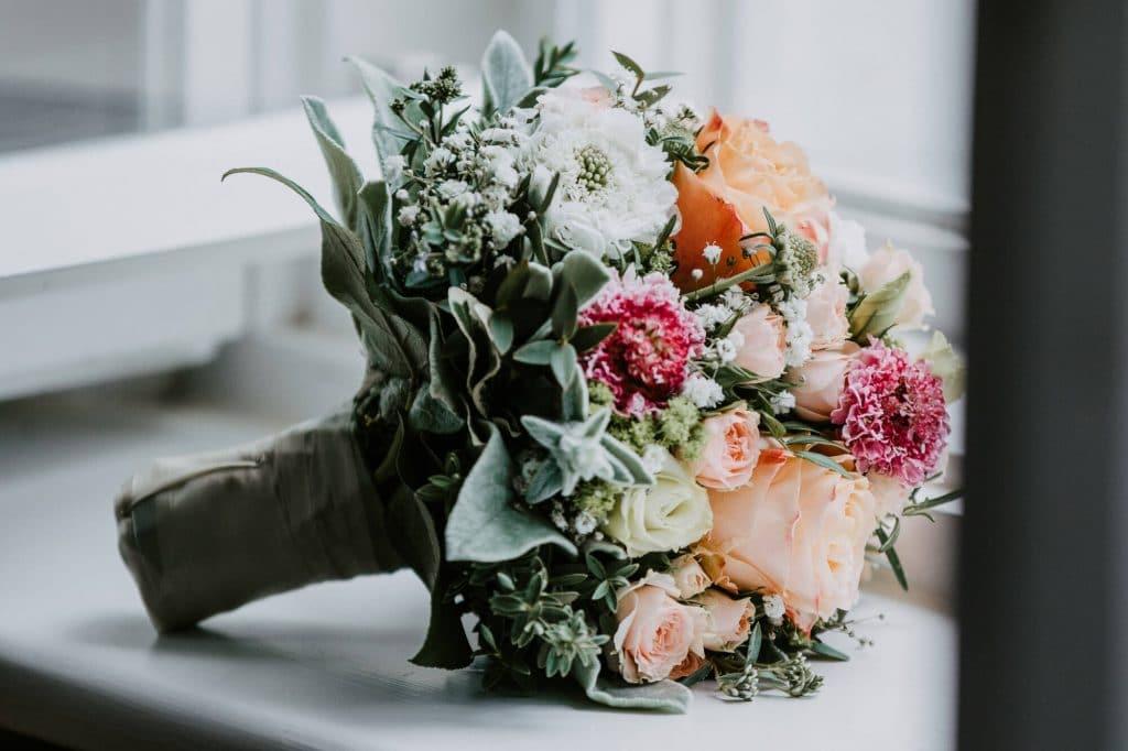 Brautstrauß Hochzeit Salzburg