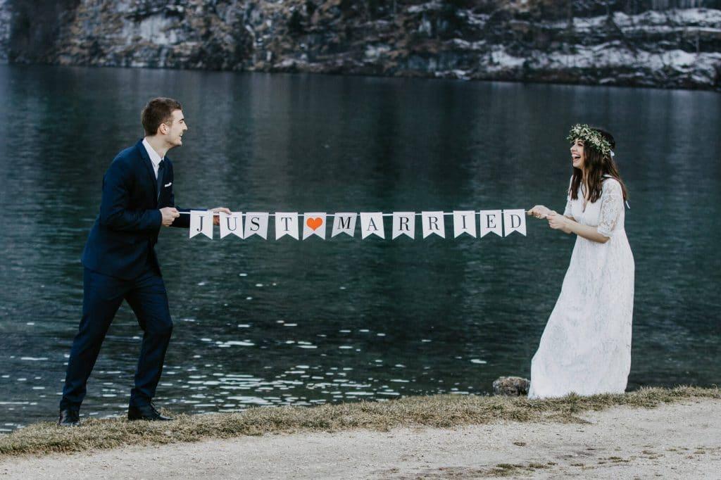 Shooting Hochzeit