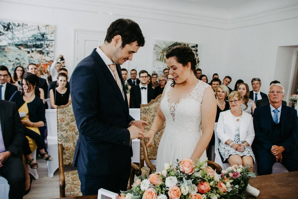 Schloss Wiespach Hochzeit
