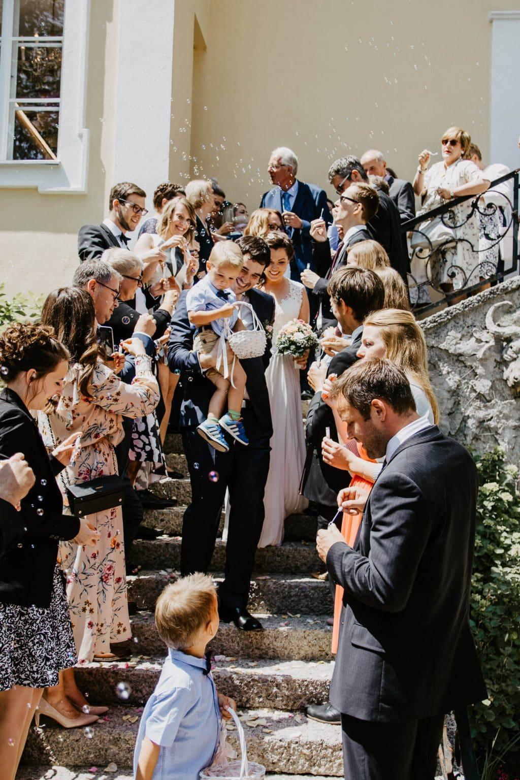 Hochzeit Schloss Wiespach