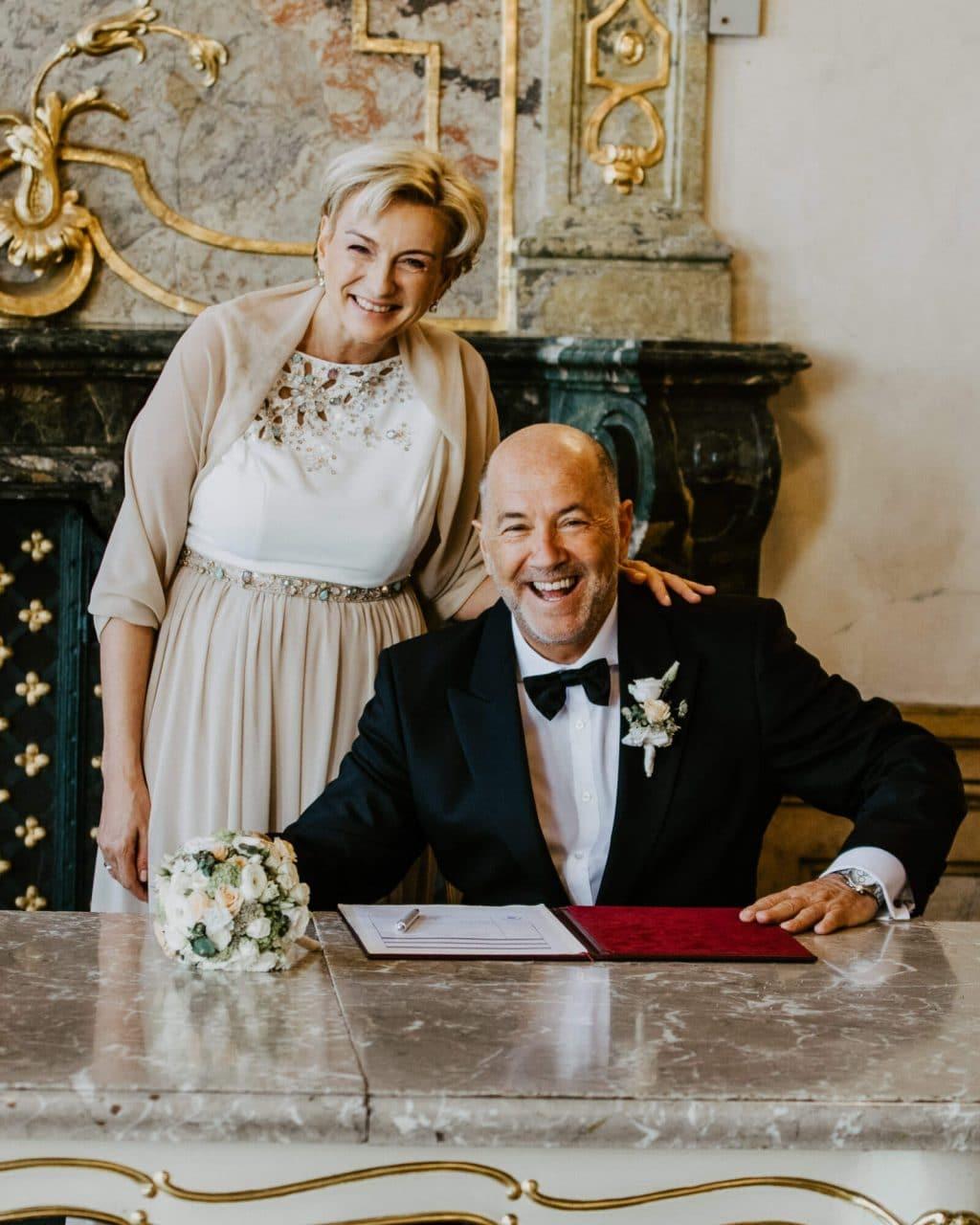 Hochzeit Mirabell Salzburg