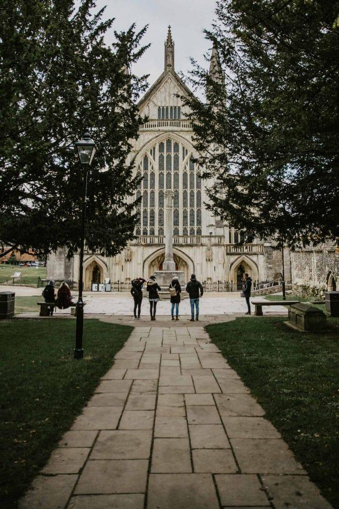 Winchester Church