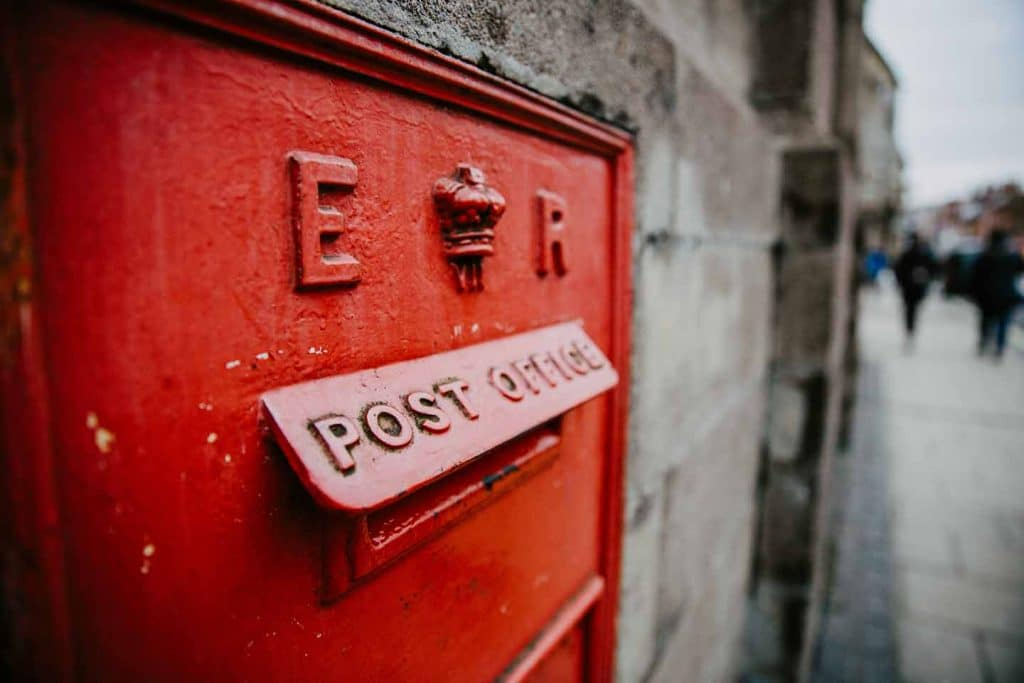 Post Office England
