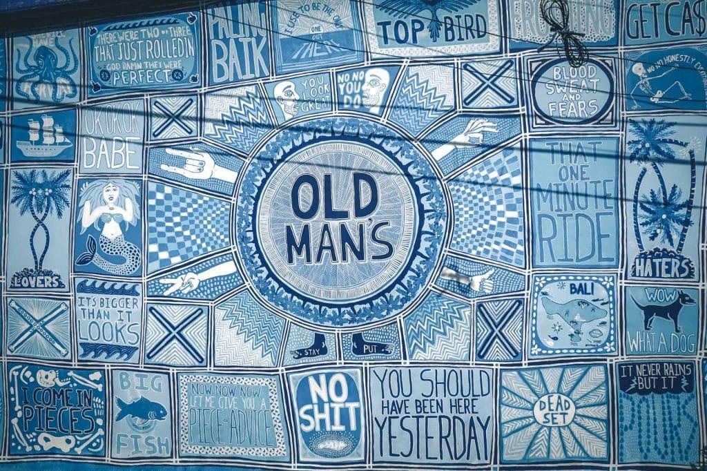 Old Mans Bali