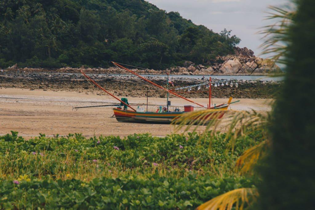 Koh Phangan Malibu Beach